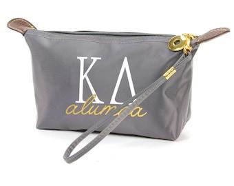 KD Kappa Delta Alumna Custom Sorority Wristlet