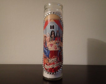 Slipknot Prayer Candle