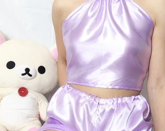 Lavender Two Piece Co Ord