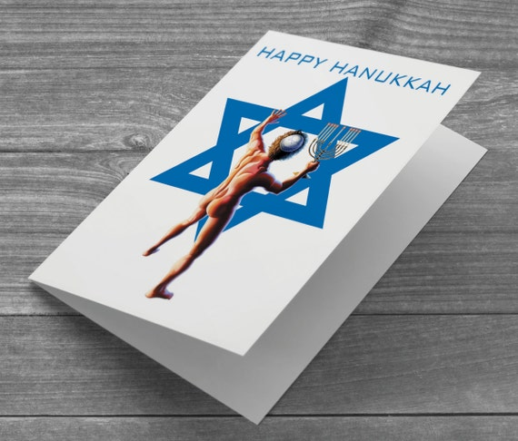 Official RUSH Hanukkah Cards! Available now!
