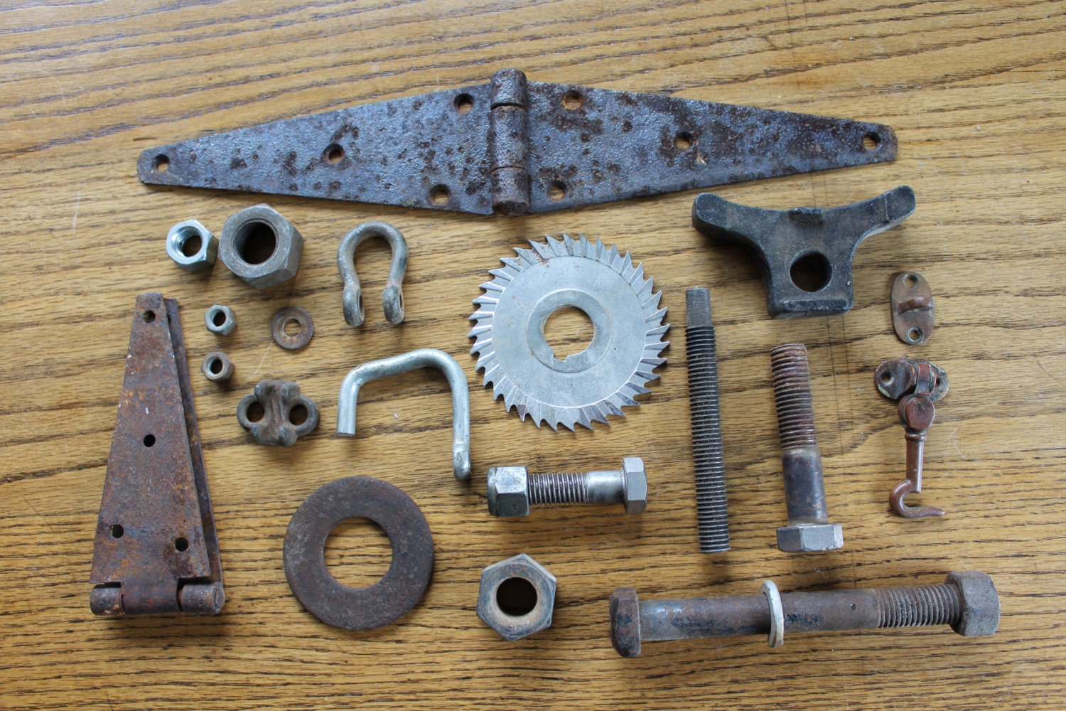 Industrial Metal Objects / Rusty Metal Tools / Steam Punk ...