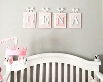 Nursery Wall Letter, Wooden Letter for Nursery,  Letter for Nursery, Wall Letter for Nursery, Wooden Nursery Letters, Wood Letters for Baby