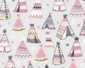 Teepees, Dreamcatcher, from Timeless Treasures