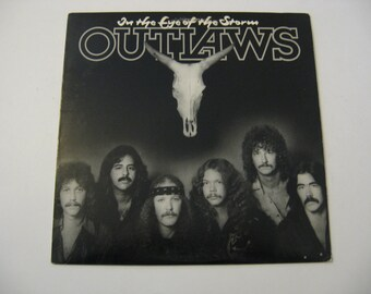 Outlaws - In The Eye Of The Storm - 1979 (Record)