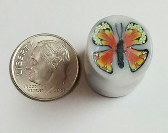 Butterfly Polymer Clay Cane