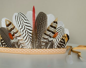Alala Feather Crown Kids- Baby