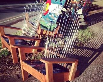 Adirondack Golf Chairs