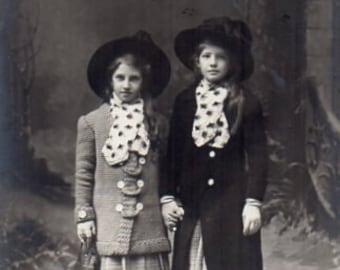 Vintage postcard 1920's