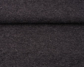 70 cm - Dark Grey Heather size rib-