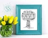 Family Tree Wall Art / Family Reunion Print / Mother Birthday Gift / Grandma Birthday Gift / Mother Gift Idea / Grandma Gift Idea / THW095