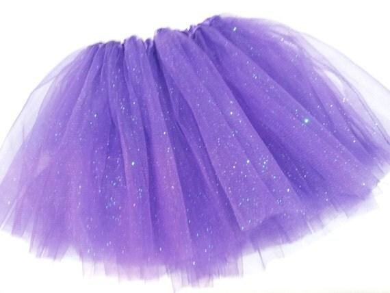 PURPLE JUNIORS/ADULTS Ballet Relay for Life Tutu Skirt