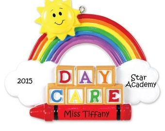Cute Custom Daycare