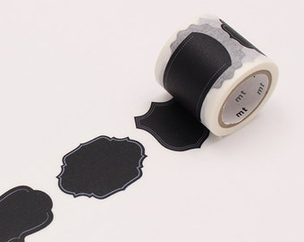 MT Blackboard Label Washi Tape by MT Masking Tape
