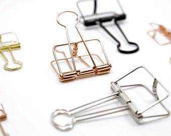 Clips / Paper Clips / Wire Binder Clips / Metal Clips