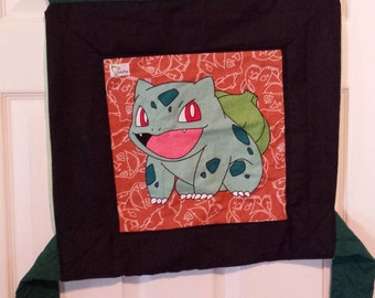 One Size Baby Carrier - Bulbasaur