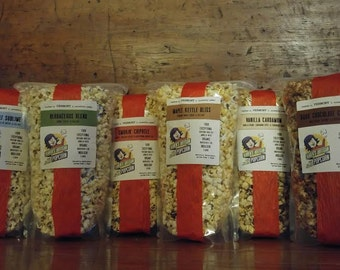 Gourmet Popcorn of the Month Club