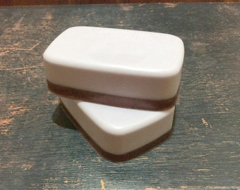 Lavender and Cedar Soap for Men - Handmade Soap - 6 oz Soap Bar