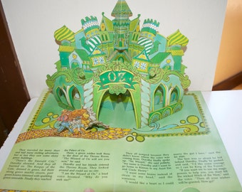 The Wizard of Oz A PSS Pop-Up Book