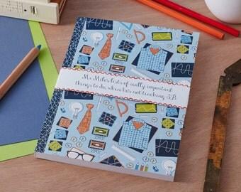 Geek Chic Notebook