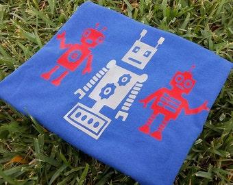 Robot Friends Shirt