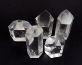Polished Crystal Quartz Points Generator Power Crystal  Natural Crystal From Brazil High Quality (RK503B10-06)