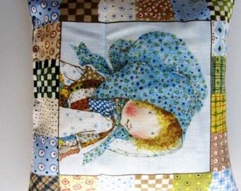 Lavendelduftkissen mit Dinkelspelzen Mädl