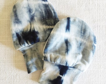 SALE! Bamboo Infant Hand Mittens - No Scratch Mittens