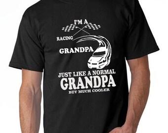 I'm A Racing Grandpa