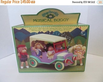 Cabbage Patch Kids Musical Buggy