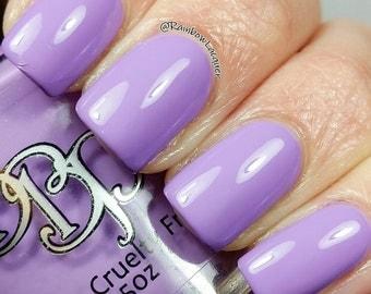 Lavender Nail Polish- Vegan Thistle Nail Polish