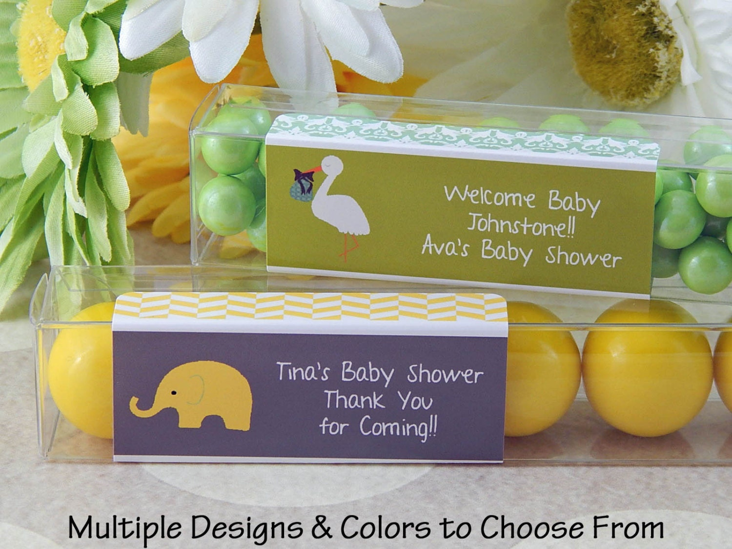 Baby Shower Favors Gender Neutral ~ Baby shower favors gender neutral by partyfavorsbydesign