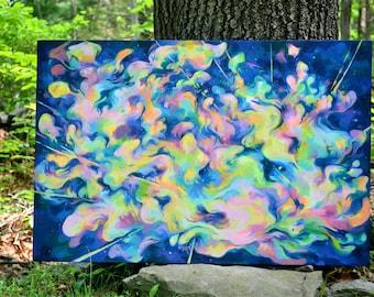 "Original Painting ~ ""Bliss Catalyst"""