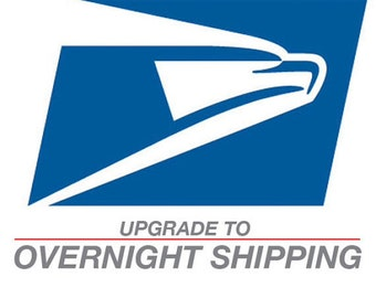 Upgrade to Overnight Delivery