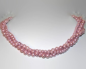 Bridal Jewelry - Pearl Bridal Set - Bridal Necklace - Wedding Jewelry - Bridesmaid Gift - Bridesmaid Jewelry - Pearl Bridal Jewelry, Wedding