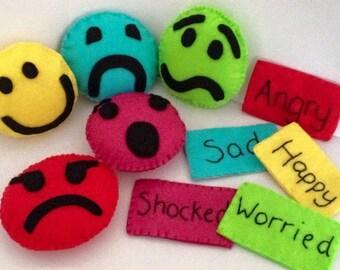 Emotion squashies