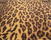 Ralph Lauren Fabric Greystoke Leopard Serengeti LCF64441F Velvet Fabric  +Free Samples Included