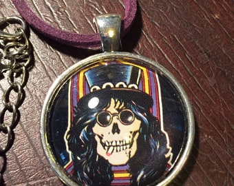 Guns N Roses Slash Necklace