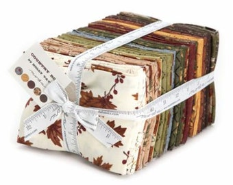 Country Road by Holly Taylor for Moda Fat Quarter Bundle 38 FQ plus 2 Full Panels 6660ab