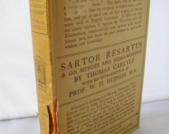 sartor resartus essayist thomas