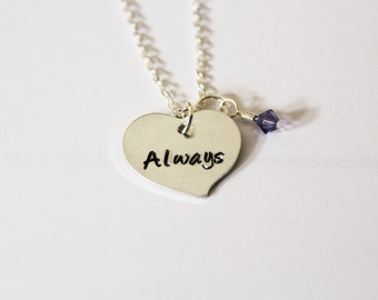 Harry Potter Always Necklace