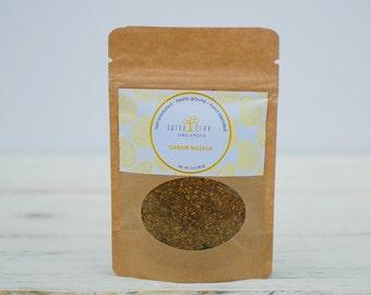 Garam Masala - 100% Organic Spice Blend (2 oz)