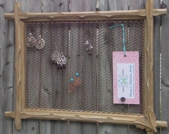 Picture Frame - Re purposed for various uses.