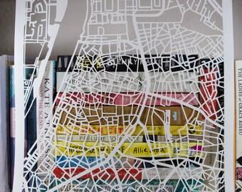 Antwerp Mapcut