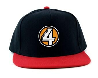 Anchorman: Kvwn 4 Logo Snapback Cap