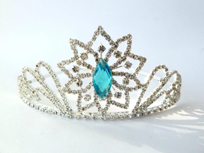Snowflake Crown FROZEN FEVER Crown Elsa Snowflake Crown