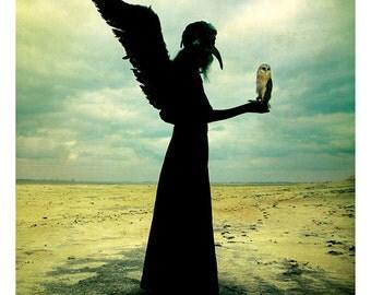 surrealistic artwork/postcard no. 025