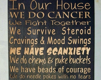Sign, Childhood Cancer Sign, Pediatric Cancer, NEGU (Never Ever Give Up),More than 4%, In our House we do cancer, Fundraiser for pediatric c