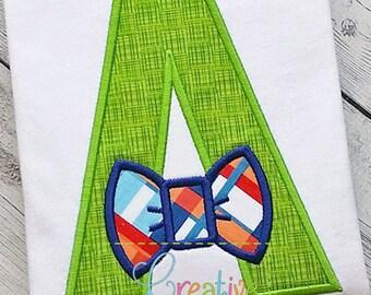 SAMPLE SALE! Bowtie Alpha Design Shirt, Bodysuit, Sample Shirt, Sample Sale,