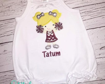Cheerleader Shirt T-Shirt or Bodysuit