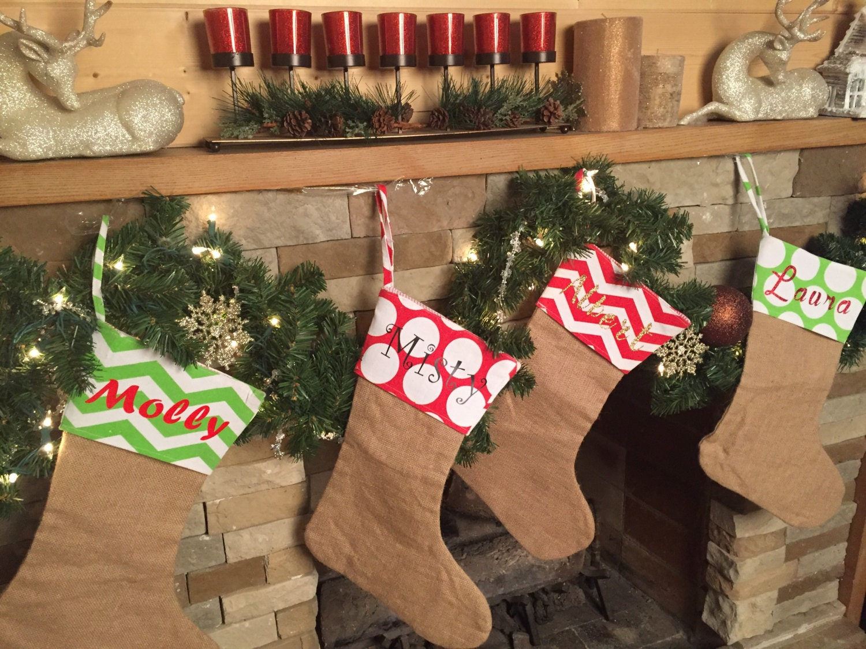 Wholesale Christmas Stockings. Santa Stocking Stuffers. Blank